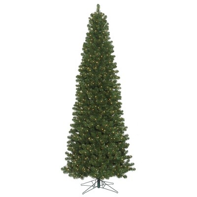 Vickerman Oregon Fir Artificial Christmas Tree