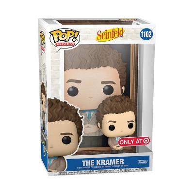 Funko POP! Moment: Seinfeld - The Kramer on Black Velvet (Target Exclusive)
