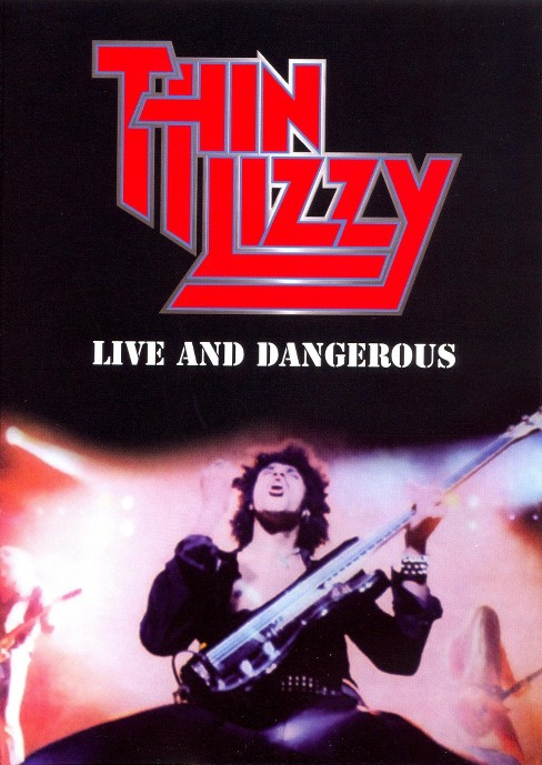 Live & dangerous (DVD) - image 1 of 1