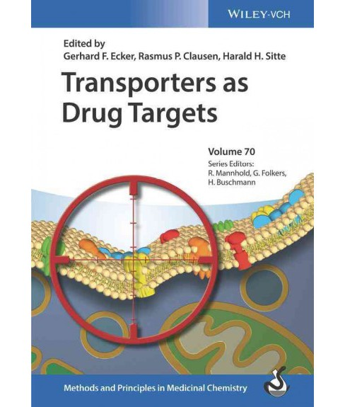 Transporters As Drug Targets (Hardcover) (Gerhard F. Ecker) - image 1 of 1