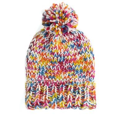 Shiraleah Knit Multi Noe Hat