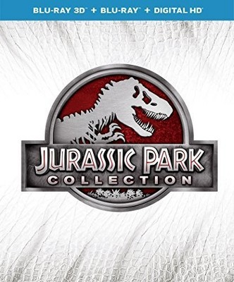 Jurassic Park Collection (3D Blu-ray + Digital HD)