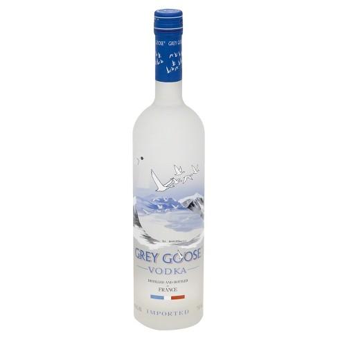 grey goose imported vodka 750ml bottle target