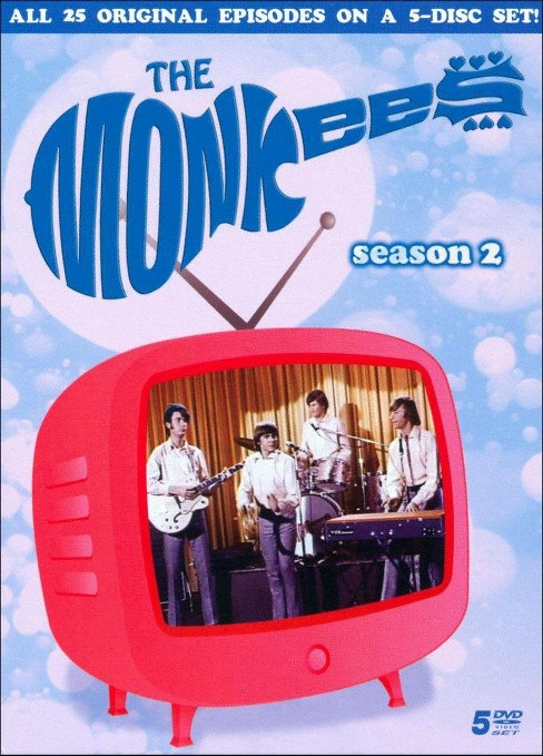 Monkees:Season 2 (DVD) - image 1 of 1