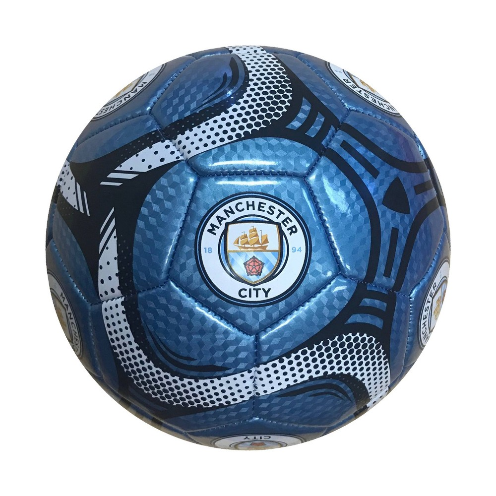 Fifa Manchester City F C Officially Licensed Size 5 Soccer Ball