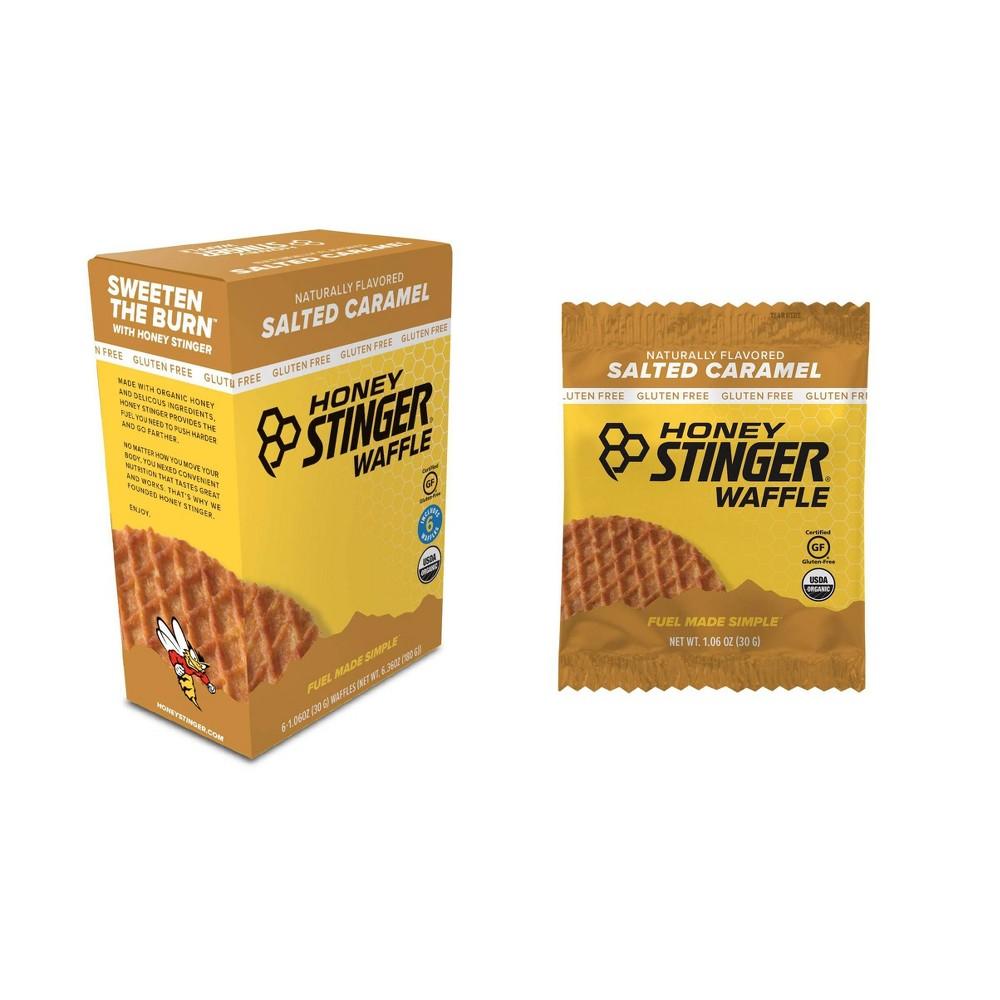 Honey Stinger Salted Caramel Waffle 6pk