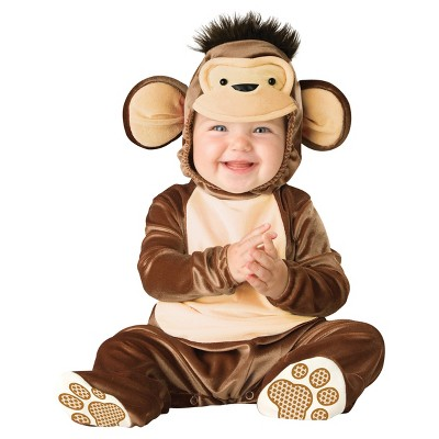 Toddler Mischievous Monkey Costume