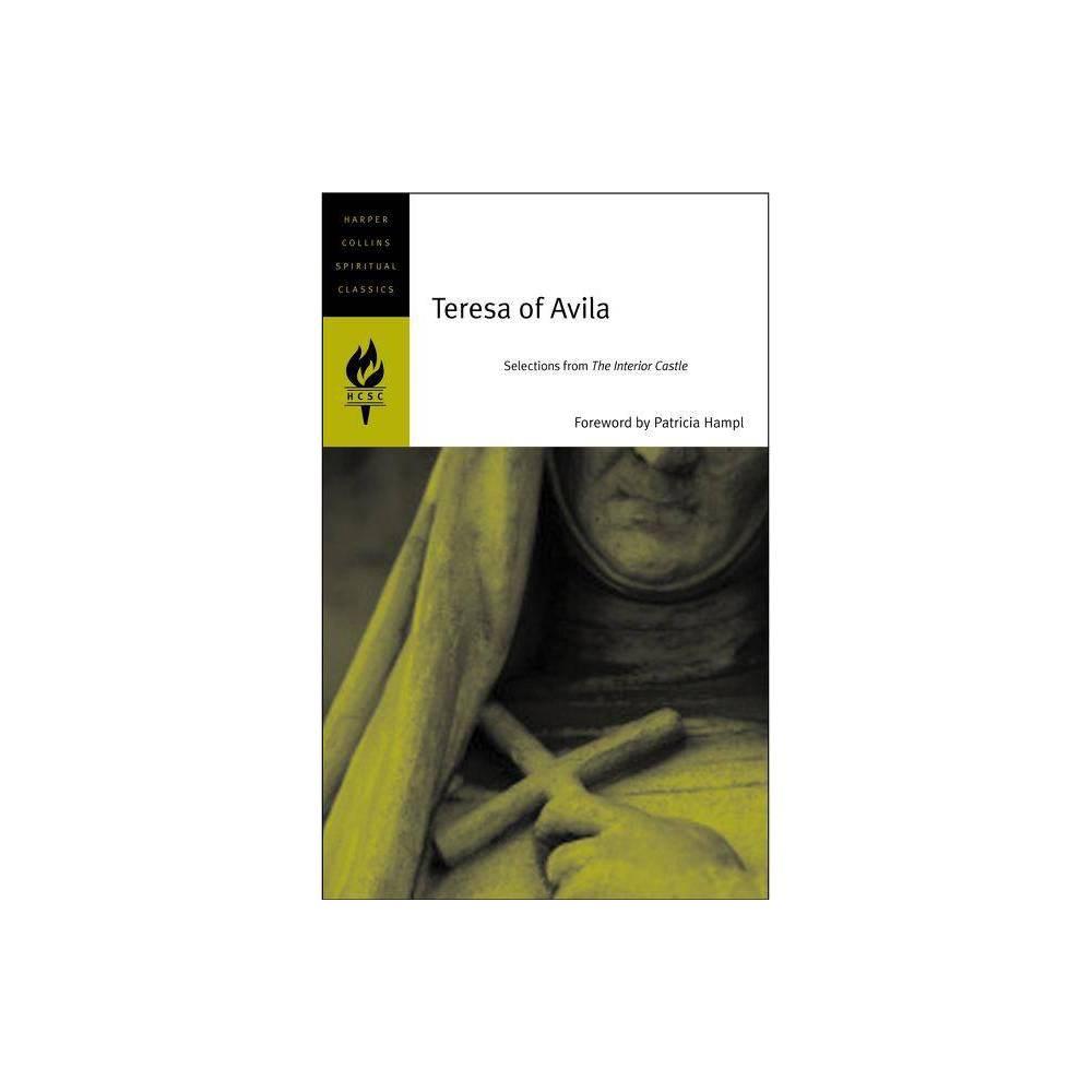 Teresa Avila Pb Harpercollins Spiritual Classics Paperback