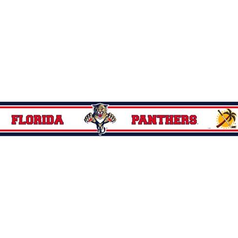 ffea7e85918 Florida Panthers Wallborder - 5.5