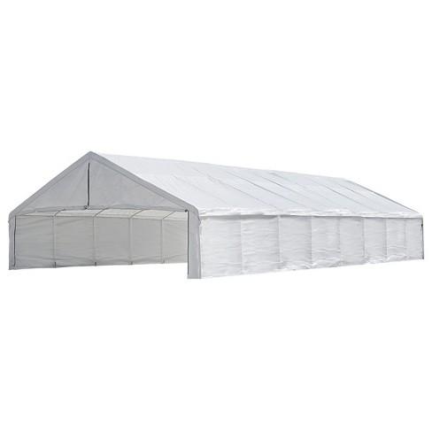 Ultra Max 30 X 50 Enclosure Kit Fits 2-3, 8\' Frame - Shelterlogic ...