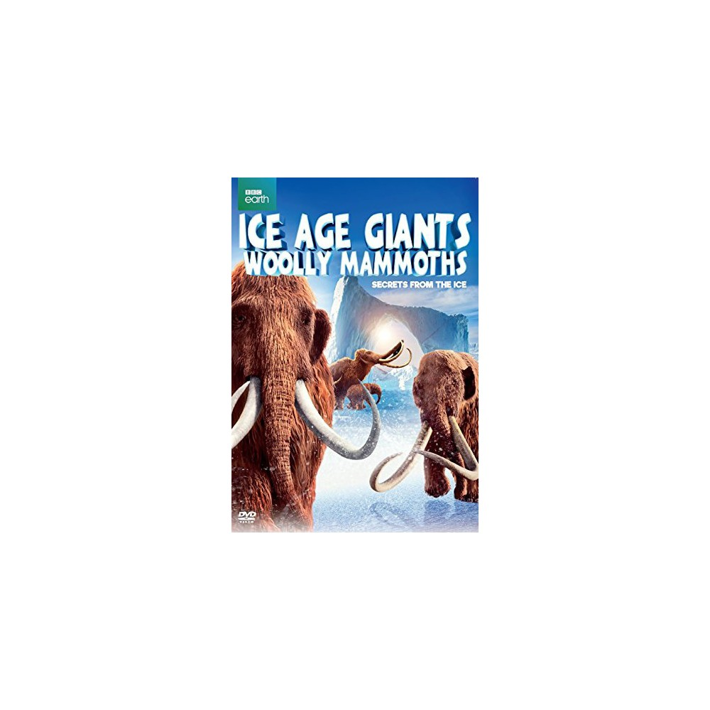Ice Age Giants:Woolly Mammoths (Dvd)