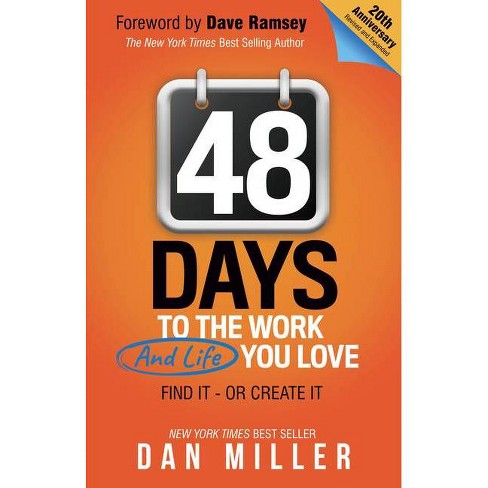 48 Days - by  Dan Miller (Hardcover) - image 1 of 1