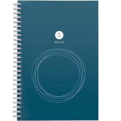 Rocketbook Wave Reusable Notebook 6 x 8.9 40 8138614