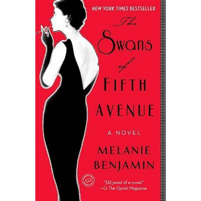 The Swans of Fifth Avenue - by  Melanie Benjamin (Paperback)
