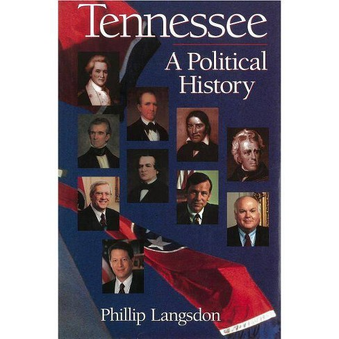 Tennessee - (Tennessee Heritage Library) by  Phillip Langsdon & Philip Langsdon (Hardcover) - image 1 of 1