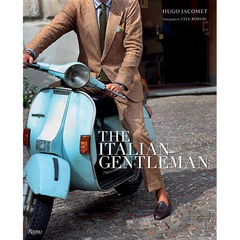 The Italian Gentleman - by  Hugo Jacomet (Hardcover) - image 1 of 1