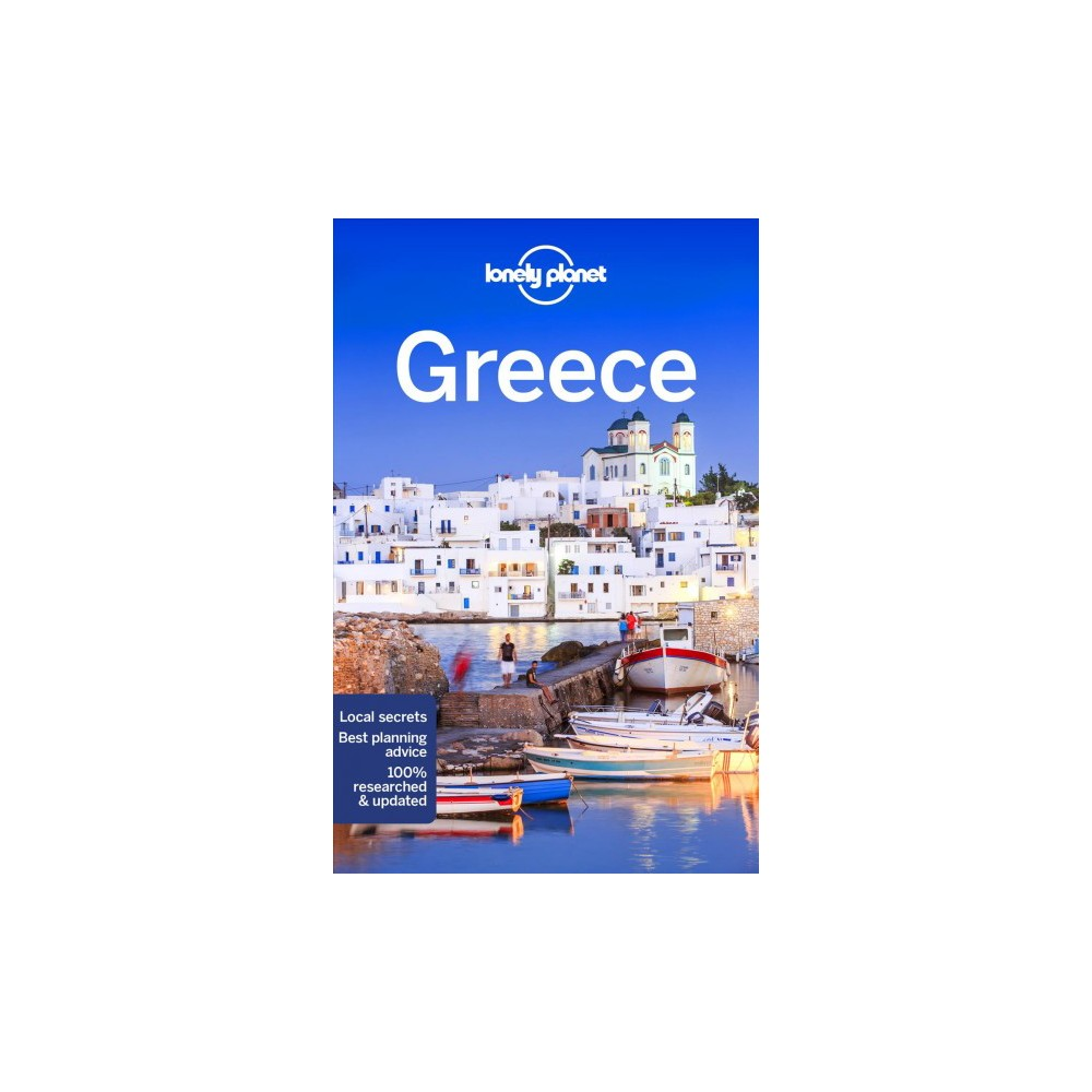 Lonely Planet Greece - 13 Pap/Map (Paperback)