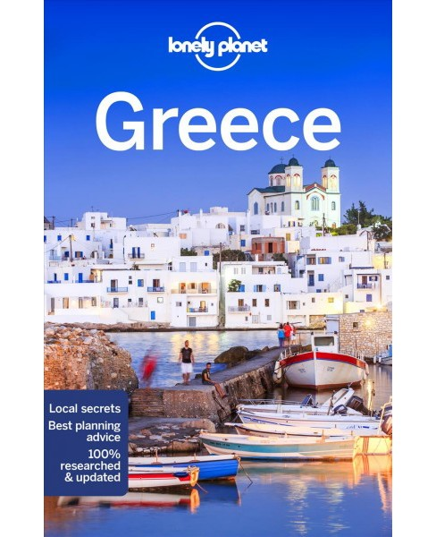 Lonely Planet Greece -  (Paperback) - image 1 of 1