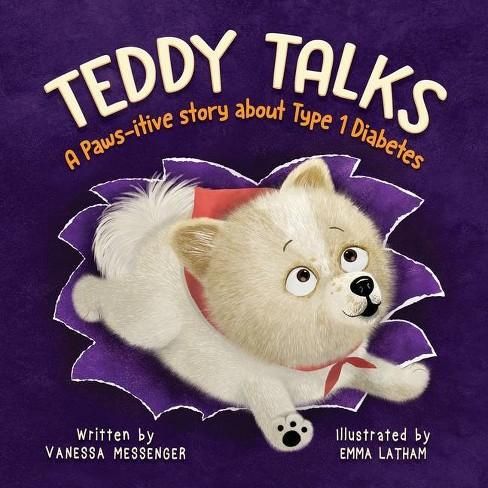 Teddy Talks - by Vanessa Messenger - image 1 of 1