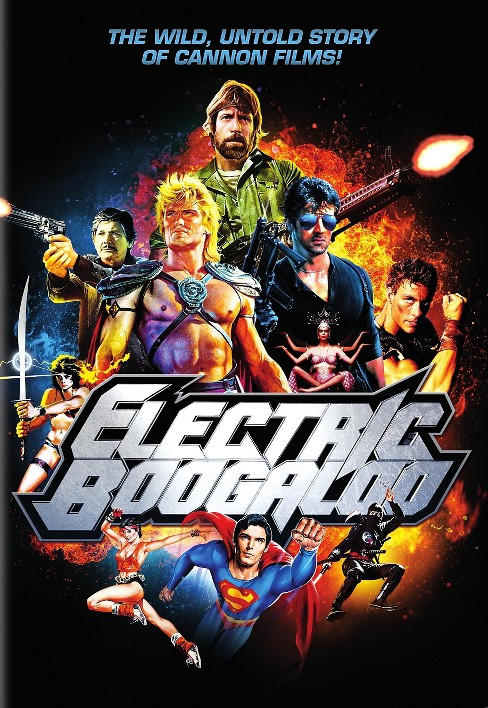 Electric Boogaloo (DVD) - image 1 of 1