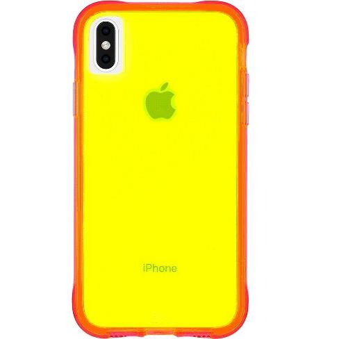 iphone xs max smile case