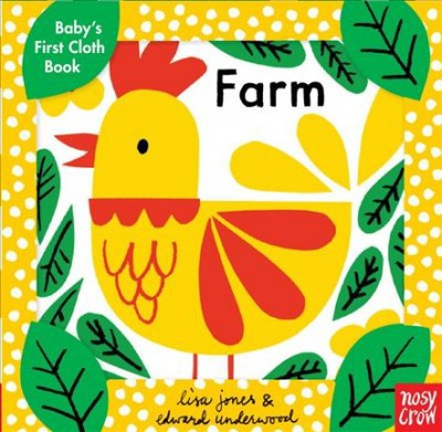 Farm - (Baby's First Cloth Book)(Hardcover)