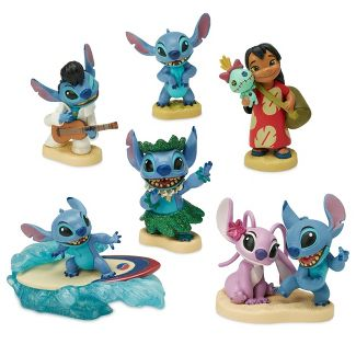 Disney Lilo & Stitch Action Figure - Disney store