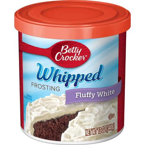 Betty Crocker White Frosting - 12oz - image 1 of 1