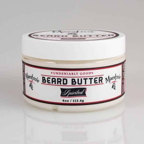 Maestro's Classic Beard Butter Spirited Blend - 4oz - image 1 of 4