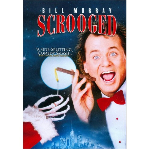 Scrooged (dvd_video) - image 1 of 1