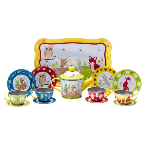 Schylling Forest Friends Tea Time Set - image 1 of 1