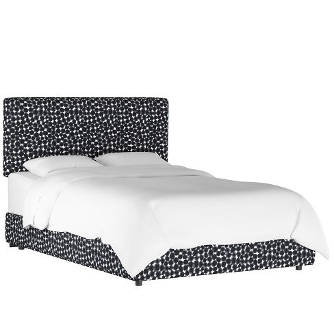 Printed Upholstered bed - Project 62™ - image 1 of 5