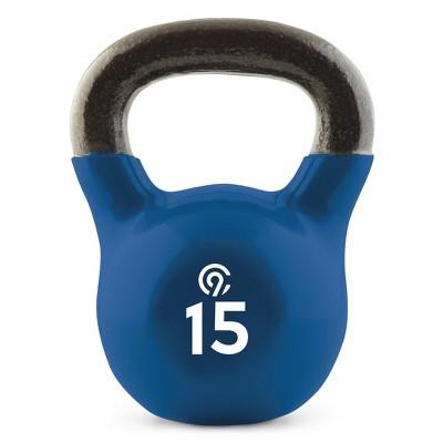 C9 Champion® 15lb KettleBell Sports