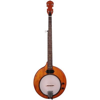 Gold Tone EB-5 Electric Banjo Natural