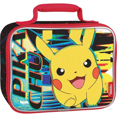 Thermos Pokémon Soft Kids' Lunch Tote with LDPE Liner - Red