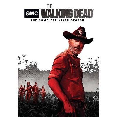 The Walking Dead Season 9 (DVD)