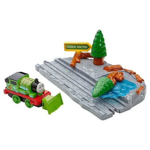 Fisher-Price Thomas & Friends Take-n-Play Percy's Water Rescue - image 1 of 6