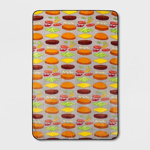 bob s burgers twin blanket target