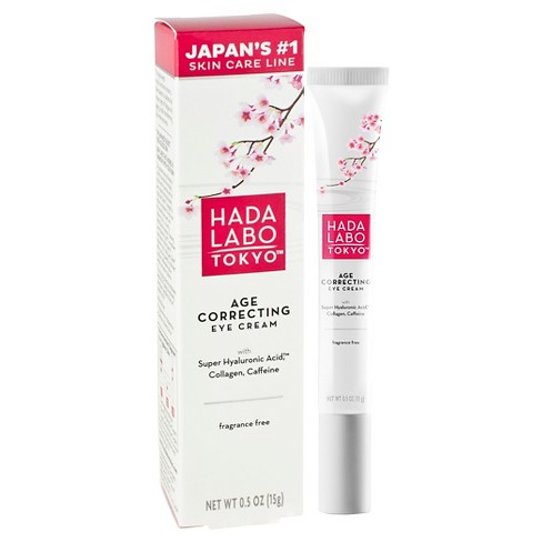 Unscented Hada Labo Tokyo Age Correcting Eye Cream - 0.5oz - image 1 of 5