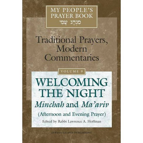 My People's Prayer Book Vol 9 - (Hardcover) - image 1 of 1