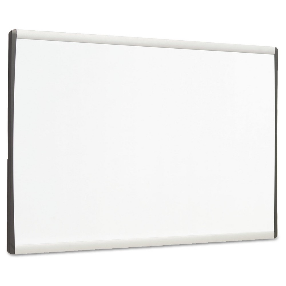 Quartet Magnetic Dry-Erase Board, Steel, 11 x 14, White Surface, Silver Aluminum Frame
