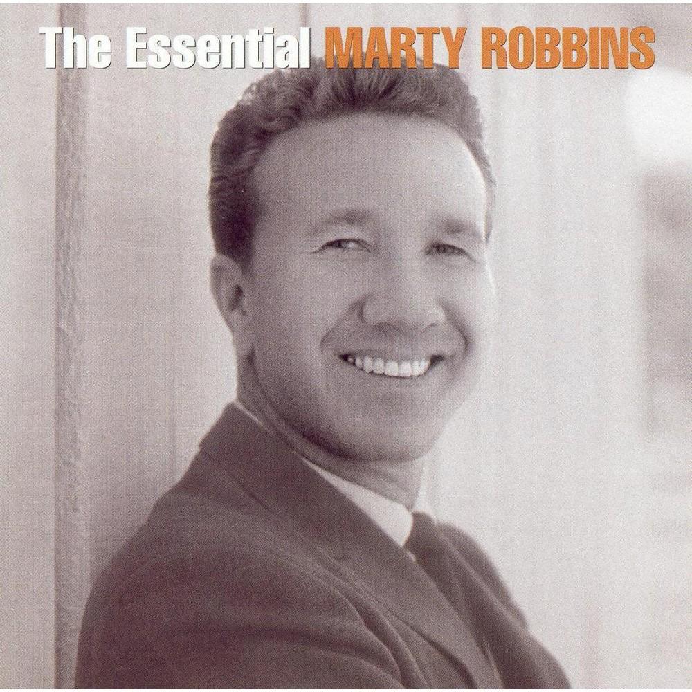 Marty Robbins - Essential Marty Robbins (CD)