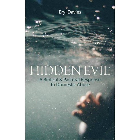 Hidden Evil - by  D Eryl Davies (Paperback) - image 1 of 1