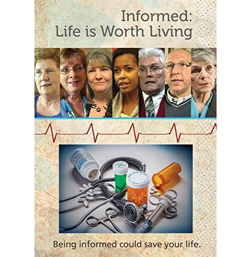 Informed:Life Is Worth Living (DVD) - image 1 of 1