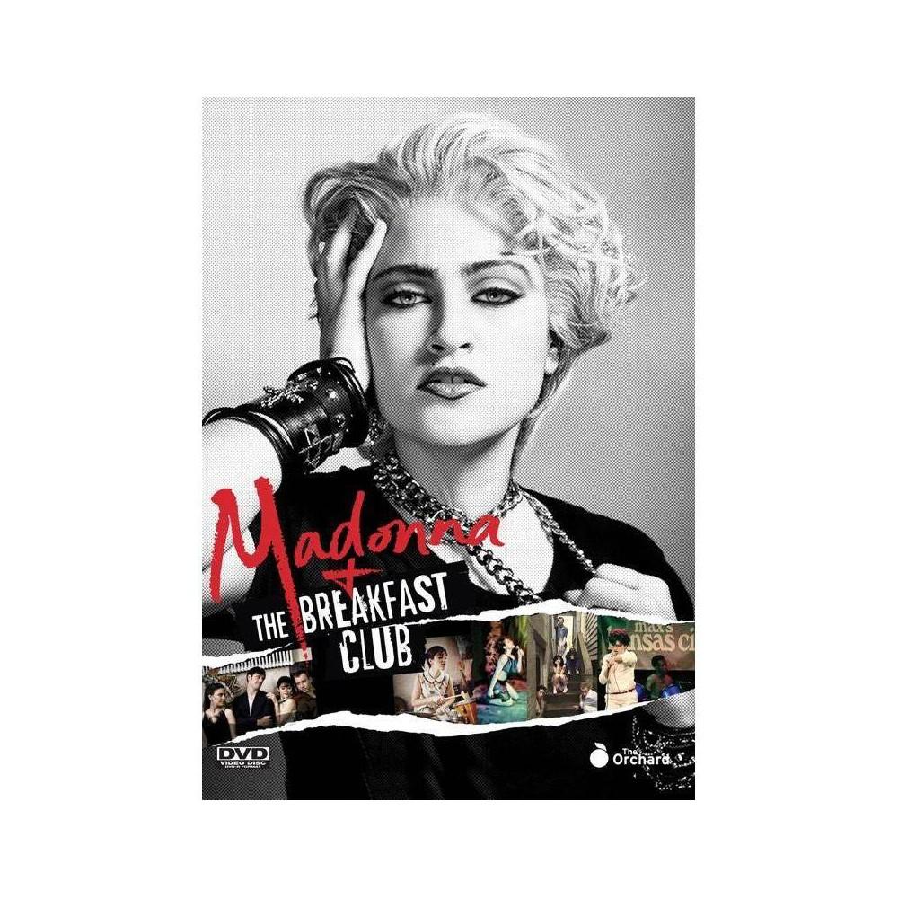 Madonna The Breakfast Club Dvd 2019