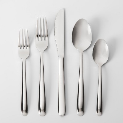 Stainless Steel 20pc Silverware Set - Made By Design™