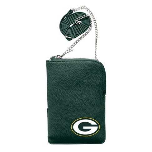 NFL Green Bay Packers Pebble Smart Purse - image 1 of 3