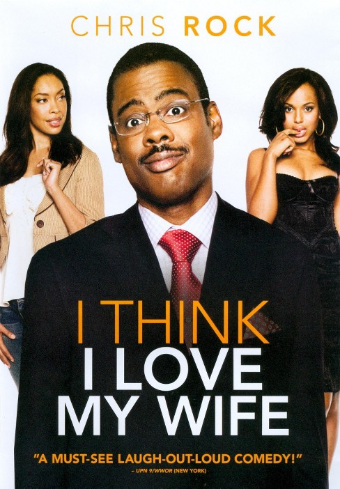I Think I Love My Wife (dvd_video) - image 1 of 1