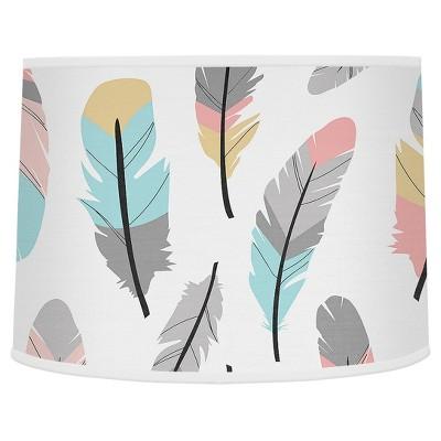 Feather Lampshade - Sweet Jojo Designs®