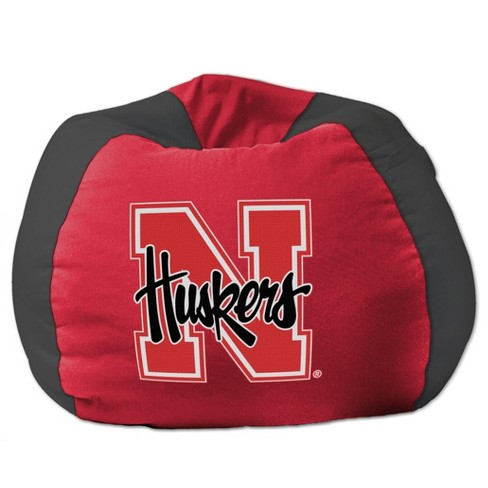 NCAA Nebraska Cornhuskers Bean Bag Chair - image 1 of 3